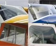 CEE BAILEYS Aeronca CAMPEÓN VENTANAS Y PARABRISAS