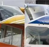 CEE BAILEYS Aeronca SEDAN VENTANAS Y PARABRISAS