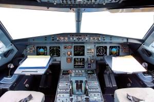Cockpit ATS-A320