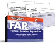 ASA FAR FLASHCARDS